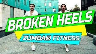 Broken Heels  Alexandra Burke   Zumba Fitness 2017
