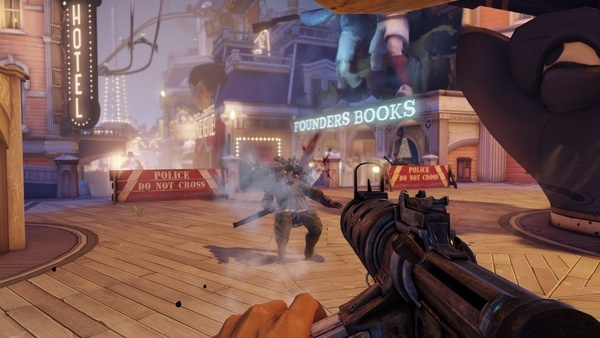 Read the review of Bioshock Infinite