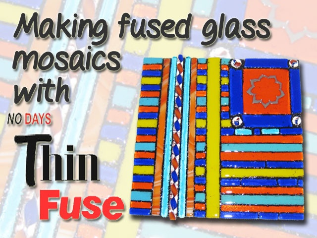 fused glass coasters instructions