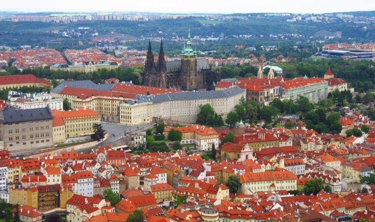 Prague's Castle 24 Hours In Prague