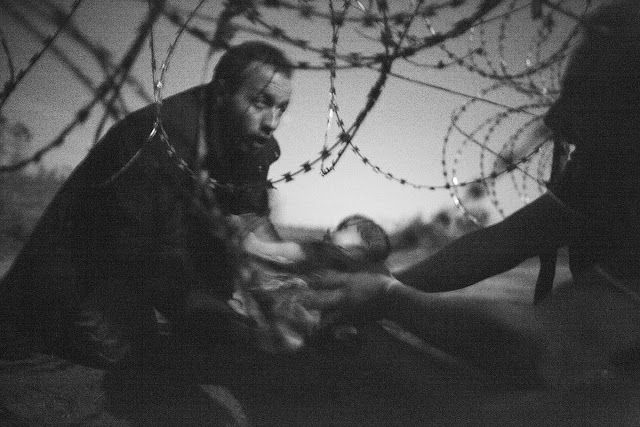 Fotógrafo australiano vence o World Press Photo 2016