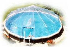 Details About Round Above Ground Swimming Pool Solar Sun Dome Replacement Cover Heater Sundome