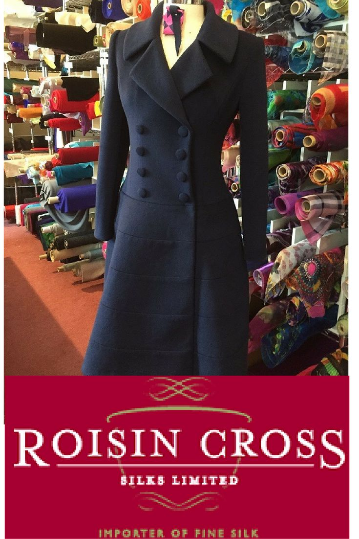 Cashmere Wool Tailored Coat