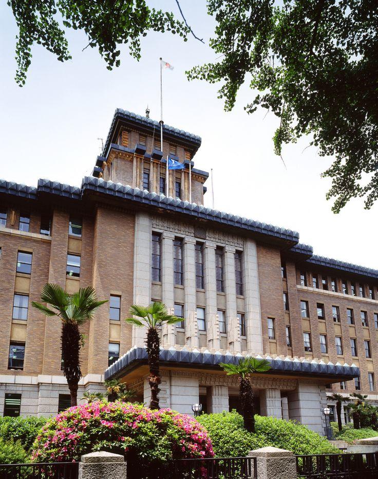 キング(神奈川県庁) みなとみらい 横浜 建築 観光 横浜三塔