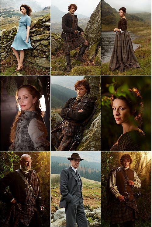 best 25 outlander series cast ideas on pinterest