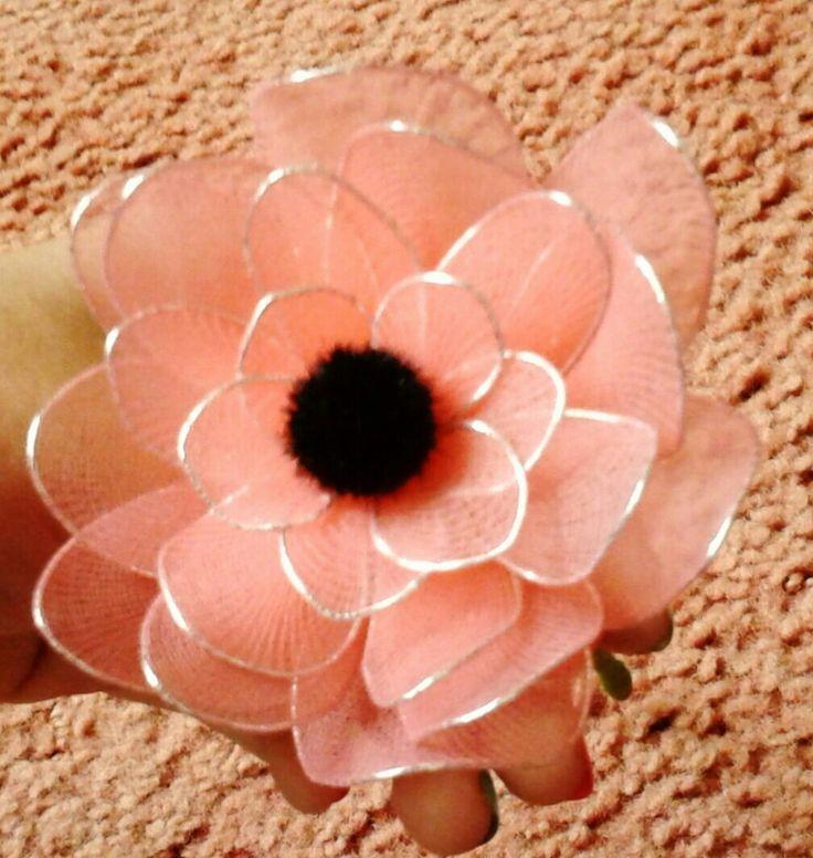 Harisnyavirág-nylon flower
