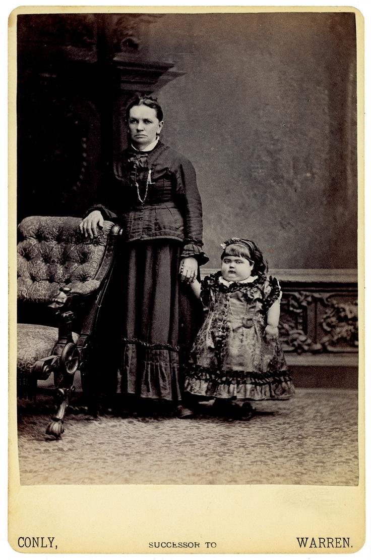 Charles Eisenmann 1870 les Freaks