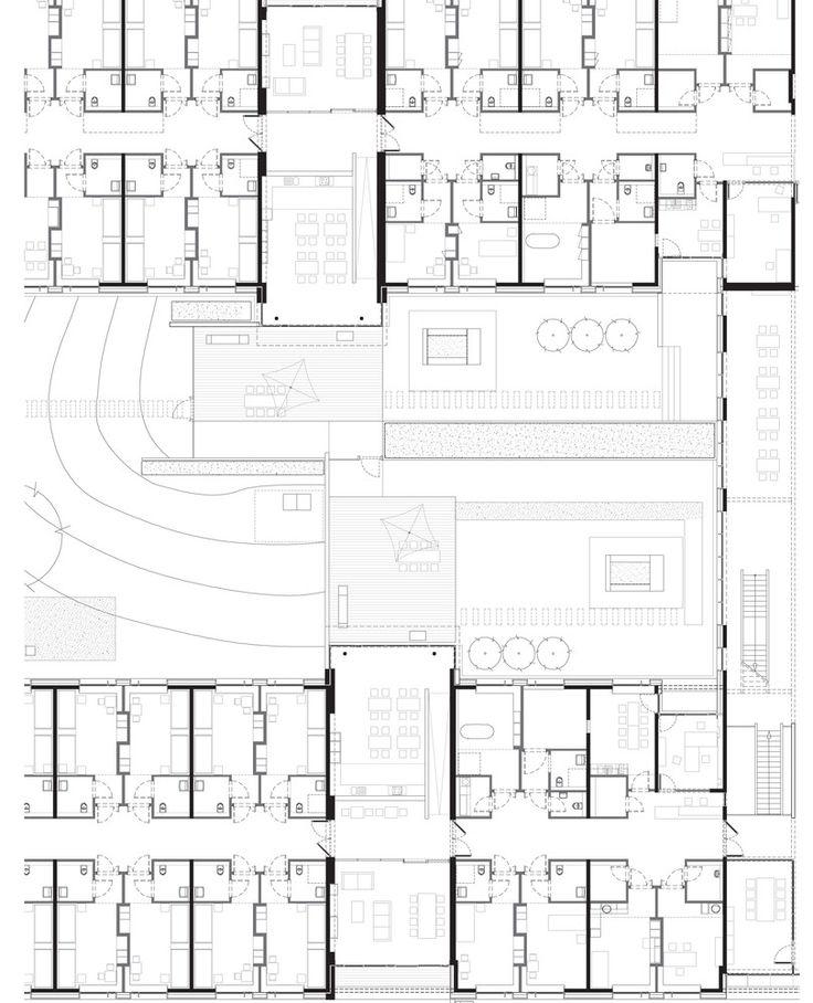 Galería de Centro Psiquiátrico Friedrichshafen / Huber Staudt Architekten - 10
