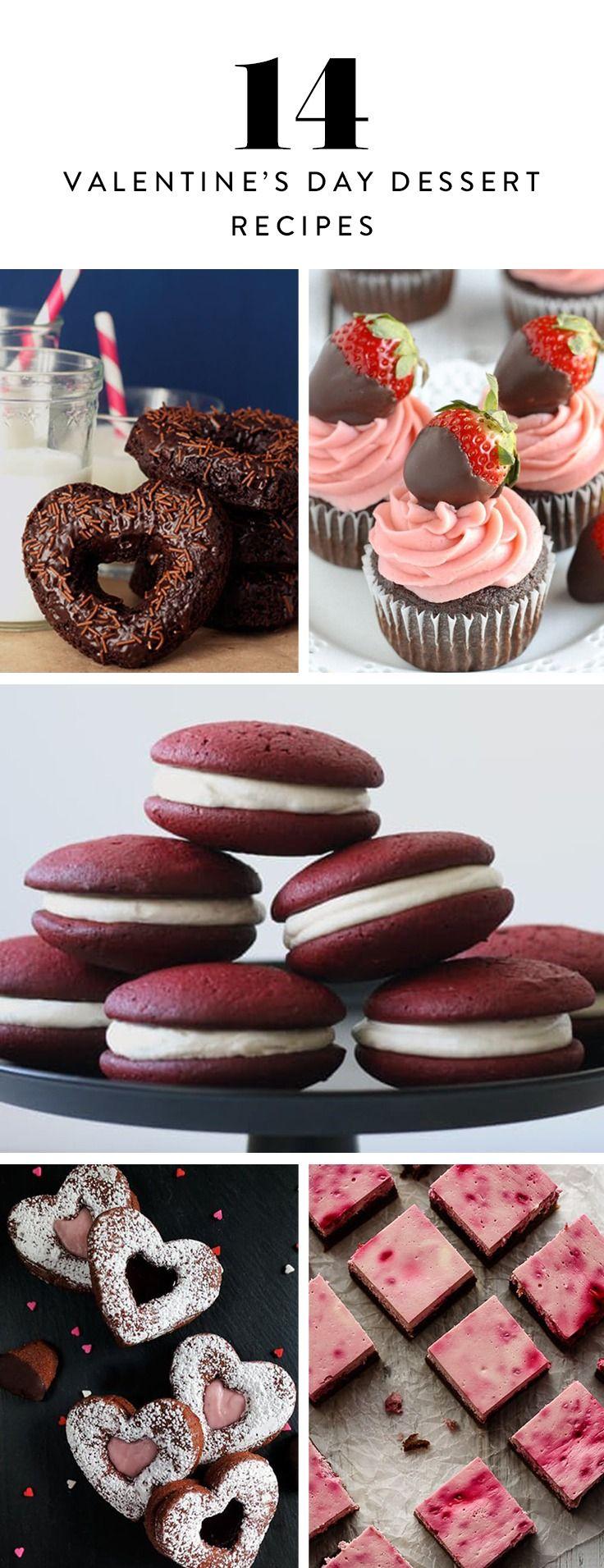 14 Valentineu0027s Day Dessert Recipes That Will