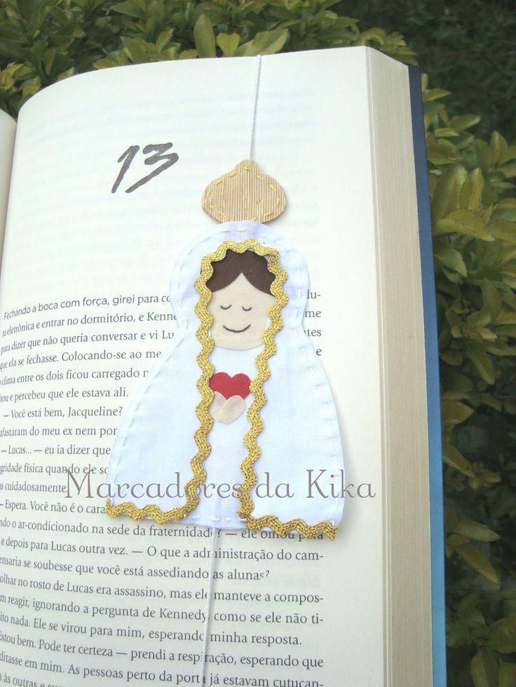 Marcadores da Kika: Nossa Senhora de Fátima