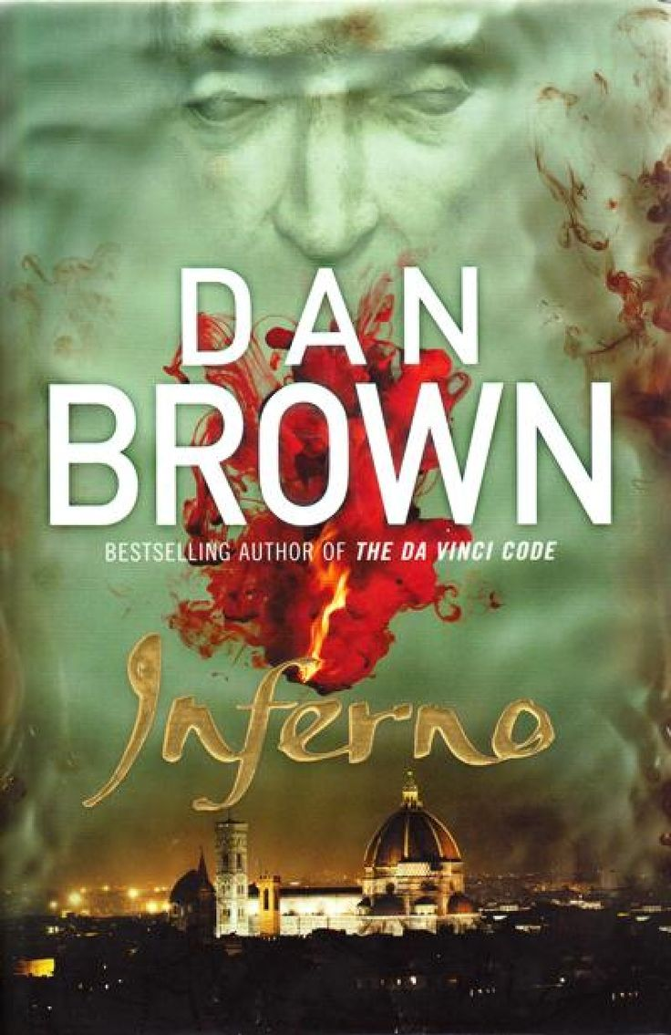 Inferno  Dan Brown (original English Version, Corgi Publishers)