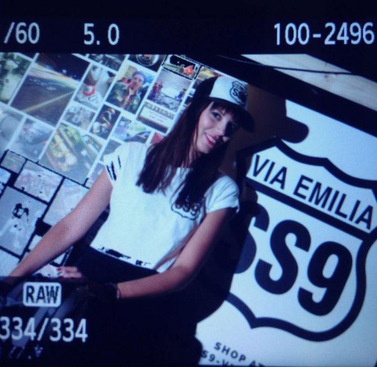 SS9 - VIA EMILIA @ Motor Bike Expo 2015