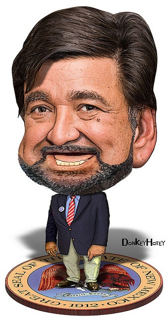 Gov. Bill Richardson, Dem. NM  (By DonkeyHotey)
