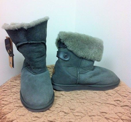 Brand new! These Emu boots retail elsewhere for around $200.