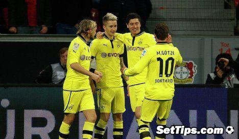 РБ Лейпциг - Боруссия Дортмунд прогноз: победа шмелей?