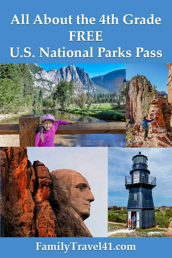 All about the 4th grade FREE National Park Pass ca…
