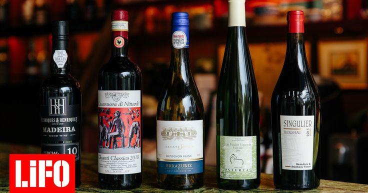 Από τις πληθωρικές πορτογαλικές γεύσεις, στις τραγανές οξύτητες της Χιλής, τα ξηρά γαλλικά, τα ζωηρά ιταλικά και τα έξοχα παλαιωμένα γαλλικά