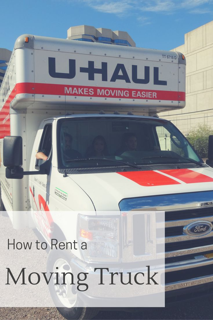 Uhaul Rental Quote Best 25 Rent A Moving Truck Ideas On Pinterest  Easy Ways To