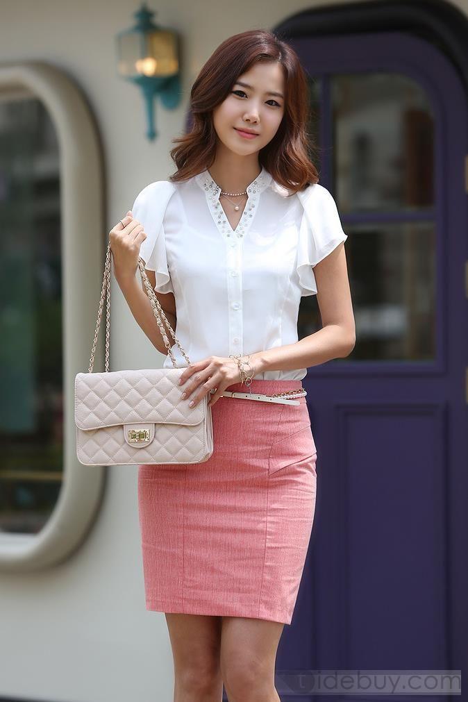 ベルト付き高品質アメージング亜麻ファッションOLシーススカート