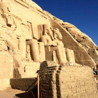 Abu Simbel Templos de Ramses II y Nefertari4