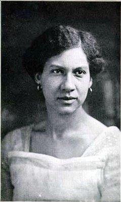 """Artist Meta Vaux Warrick Fuller (6/9/1877 - 3/18/1968) was known for her art celebrating Afrocentric themes. A multi-talented artist who wrote poetry, painted, & sculpted. At the turn of the 20th century, she was a well-known sculptor in Paris before her return to the United States. She was a protege of Auguste Rodin, & has been described as """"one of the most imaginative Black artists of her generation. Fuller became a forerunner of the Black Renaissance."""
