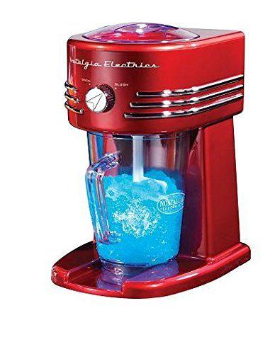 Nostalgia Electrics FBS400RETRORED Frozen Beverage Maker 1.0 ea(1pack)