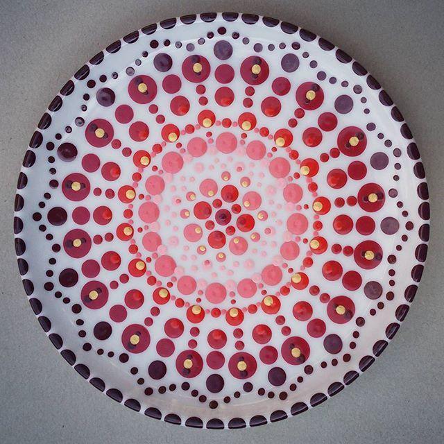 #handmadebyme #dotpainting #ceramics #keramiek #stippen #stippels #stipjes…