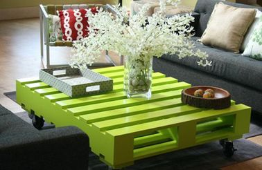 Fantastic pallet ides here.: Ideas, Wood Pallet, Pallets, Pallet Coffee Tables, Furniture, Diy