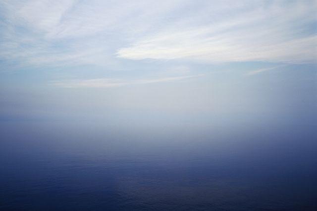 © bernhard quade photography -   Hazy Sea Licata 2008 07-08 17-03