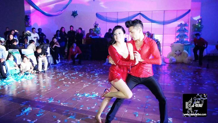 15 Años Michelle Bachata y Merengue Academias de Bailes Modernos Perfile...