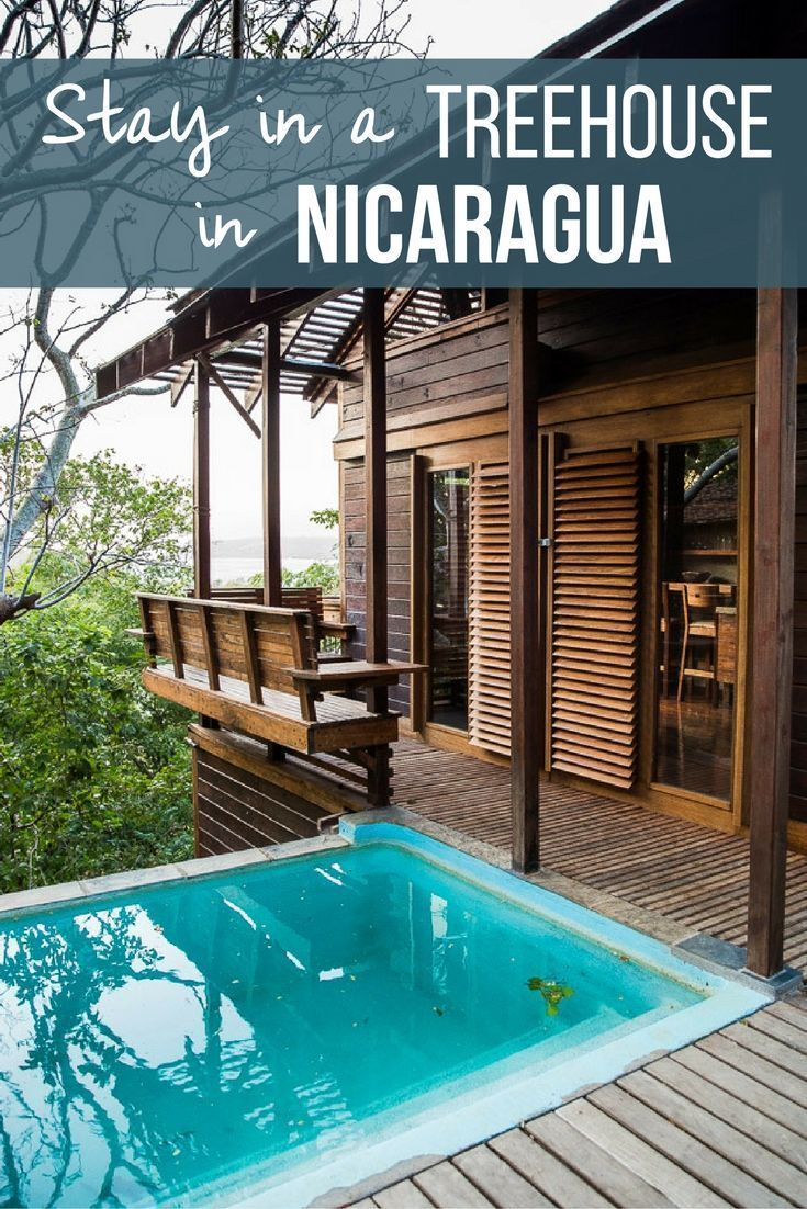 Sharing the best recommendations and travel tips - including staying in a treehouse - based on firsthand experience in this Nicaragua travel guide for your next warm weather getaway.