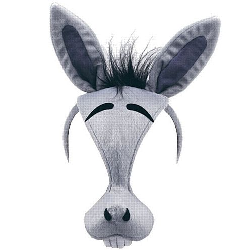 donkey headband masks - Google Search