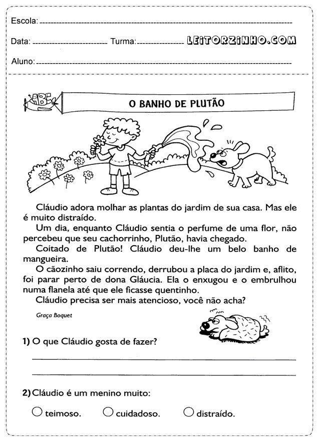 Pin De Mafalda Miranda Em Textos De Apoio 2ª E 3ª Classes