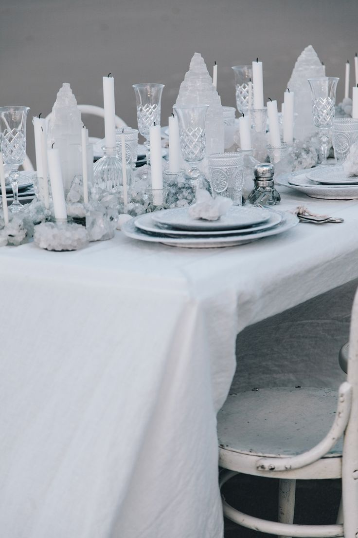 Styling: The LANE | Crystals: Earth Crystals | Tumblers: Little Gray Station | Flutes & Vases: Hire | Coasters: Rablabs | Cutlery & Chairs: Palace & Co | Silver Stoppers & Tabletops: St. Barts | Plates: Alfresco Emporium