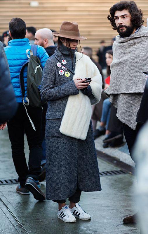 localbaum:On the Street….La Fortezza, Florence «The Sartorialist