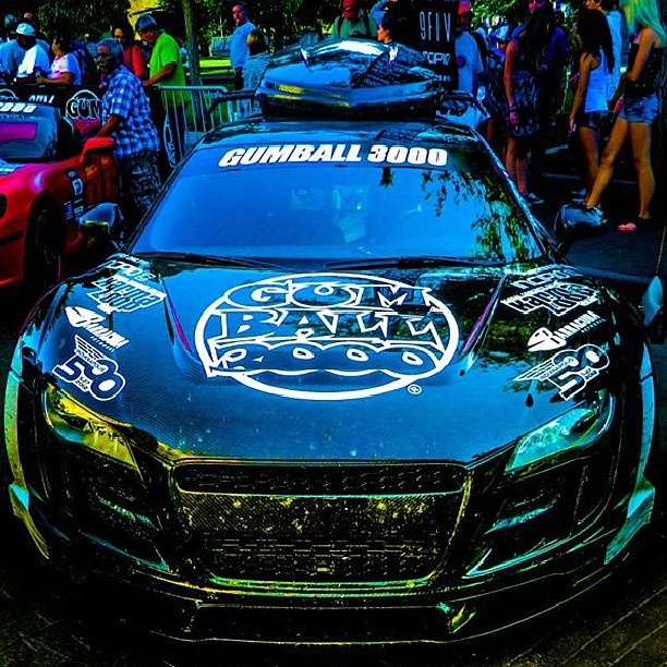 Gumball 3000   Best Cars Ever (PHOTOS