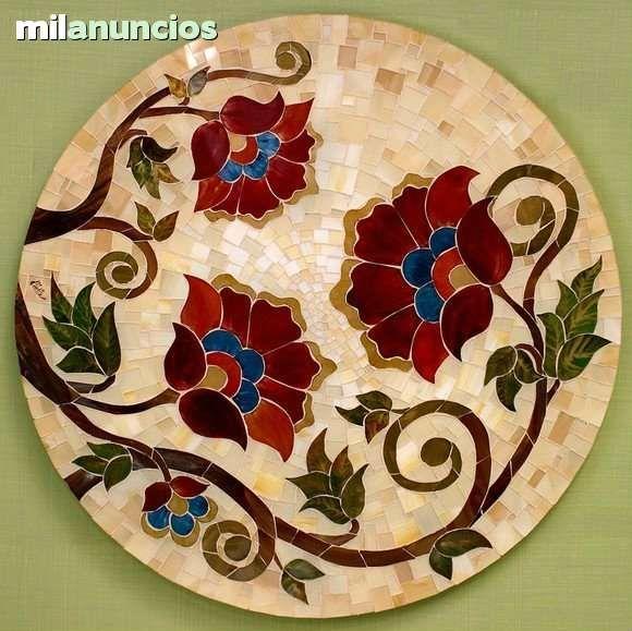 diseño de flores para mosaicos - Buscar con Google