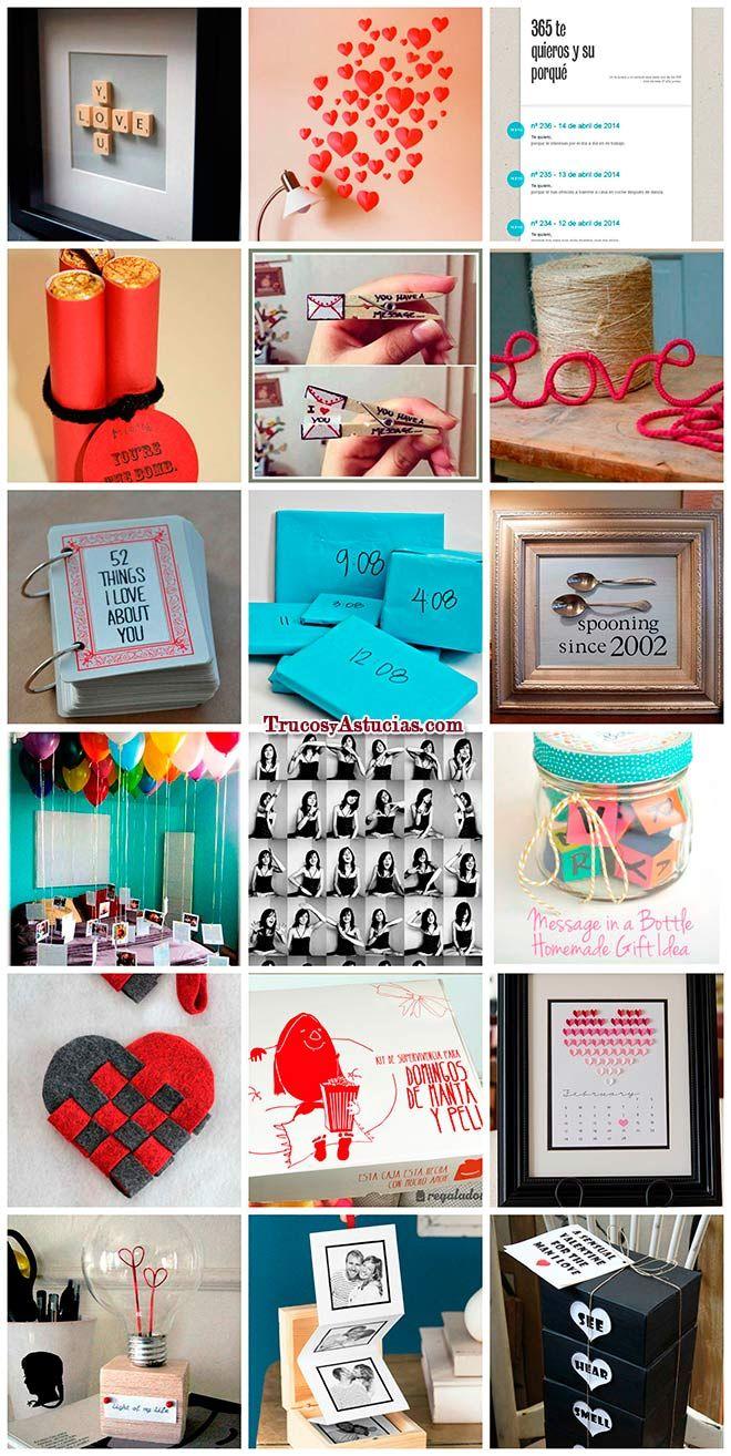 ideas romnticas para regalar en san valentn o en el aniversario de tu noviou