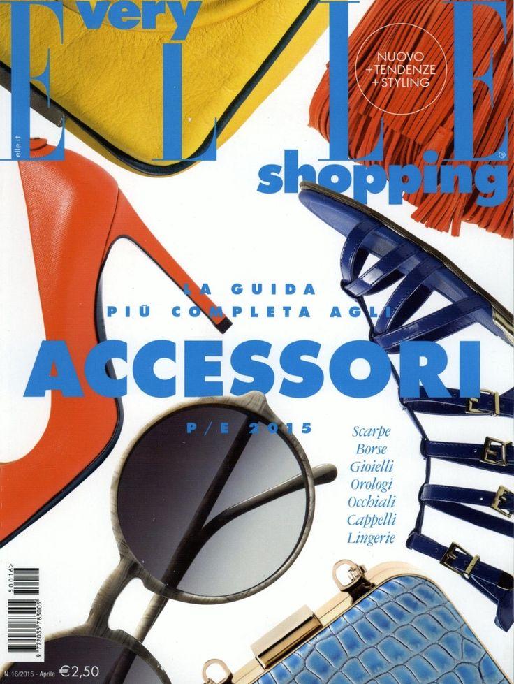 "MAGRÌ ""Piccola Principessa"" Handbag featured in ELLE"