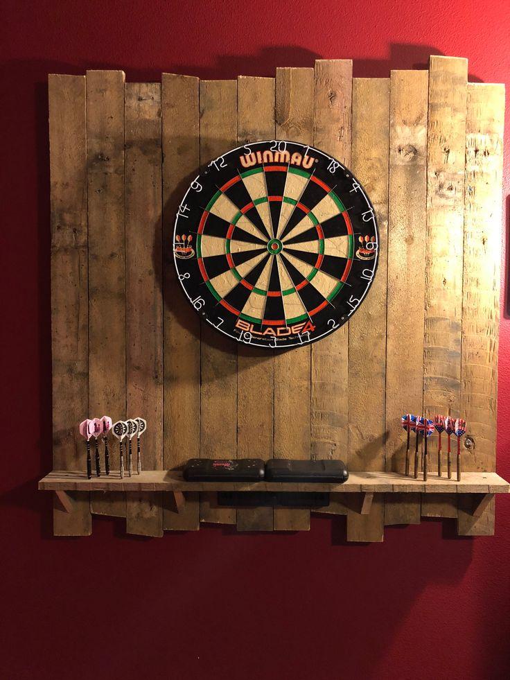 Diy dartboard backer dartboard backer dart board decor