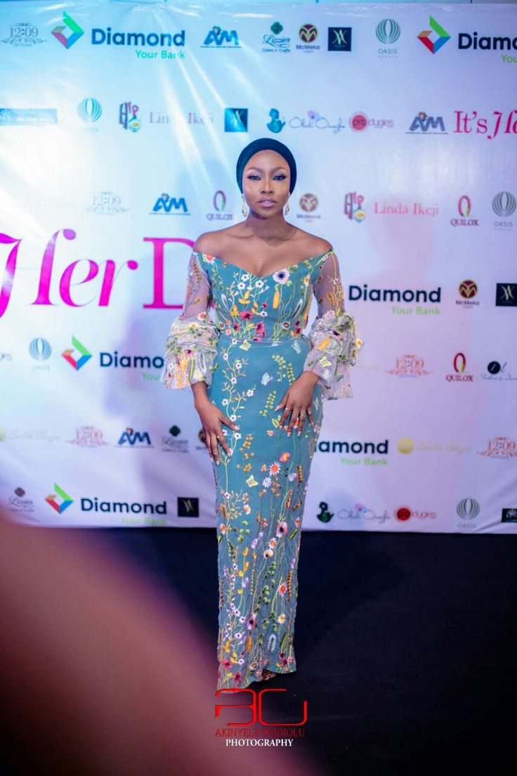 Chika ike chika ike shows off her new look diamond celebrities - Inidima Okojie