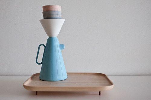 Sacabaruca coffee set photo © Juli Daoust Baker
