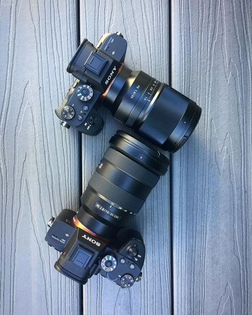 Best walk around set up. Which one? Sony A7Rll with 35mm f1.4 or Sony A7RllI with 16-35mm f2.8 GM? #sonyimages #sonyalpha via Sony on Instagram - #photographer #photography #photo #instapic #instagram #photofreak #photolover #nikon #canon #leica #hasselblad #polaroid #shutterbug #camera #dslr #visualarts #inspiration #artistic #creative #creativity