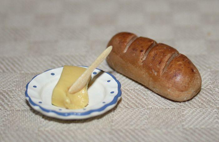 Bread and butter  /                                         Smör och bröd
