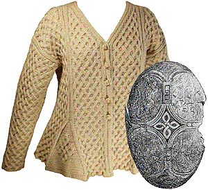 Viking Knitting Patterns : 17 Best images about Knit patterns for my dress on Pinterest Ribs, Knitting...