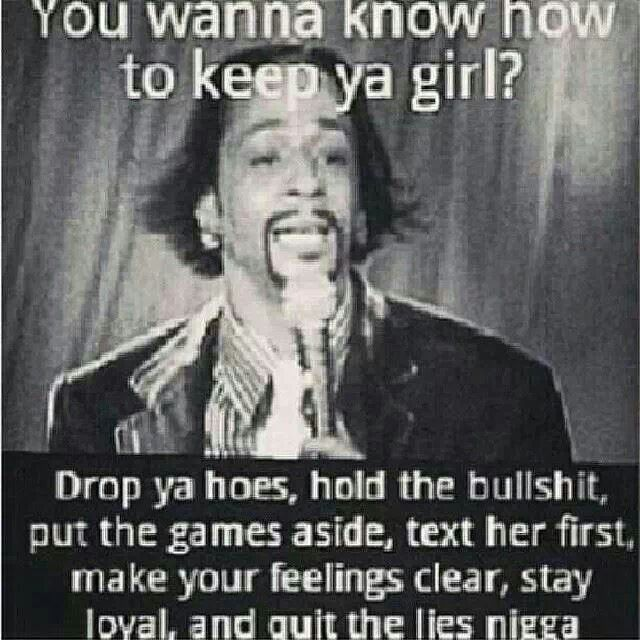 Katt Williams on relationships