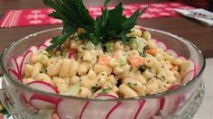 Salade de macaroni  | Marina Orsini | ICI Radio-Canada.ca