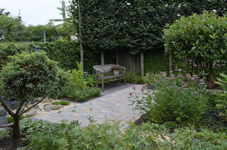Projectomschrijving Tuinontwerp                       Van speeltuin tot lounge en studieplek     De tuin va...