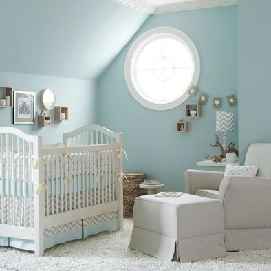 Contemporary Kids Nursery Design, Pictures, Remodel, Decor and Ideas - page 11