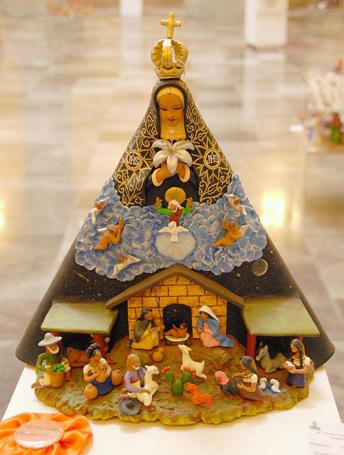 Nativity with Soledad, via Flickr.